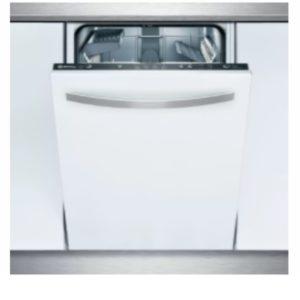 Lavavajillas integrable 60cm ancho Balay, función de 1/2 carga