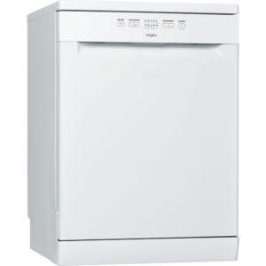 Lavavajillas libre instalación Whirlpool 60cm color blanco 13 cubiertos.
