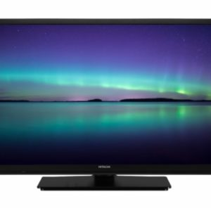 "Televisor LED HD ready con Smart TV 24"" Hitachi"