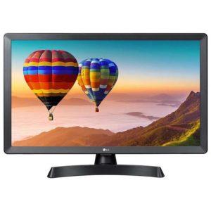 "Televisor Smart TV LG 24"" pulgadas WebOs 4.5 Full HD color blanco"