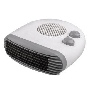 Calefactor Horizontal 1000/2000W Blanco Kuken