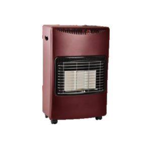 Estufas gas infrarojos color burdeos 4,2 kW Comelec