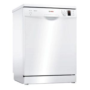 Lavavajillas Bosch SMS25DW05E con 5 programas color blanco A++