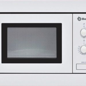 Microondas Intregral Balay Blanco 17 Litros 3XMB1918