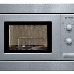 Microondas Integral Bosch Inox 18 Litros HMT72G650